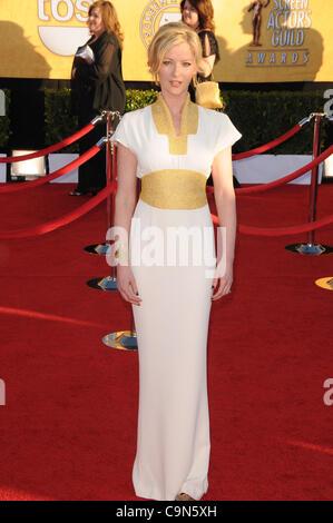 Jan. 29, 2012 - Los Angeles, California, U.S. - Gretchen Mol.18th Annual Screen Actors Guild Awards - arrivals  - Stock Photo