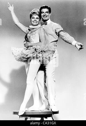 DORIS DAY AND STEPHEN BOYD IN BILLY ROSE'S JUMBO.1962.©SUPPLIED BY   PHOTOS, INC. .DORISDAYRETRO(Credit Image: © Globe Photos/ZUMAPRESS.com)