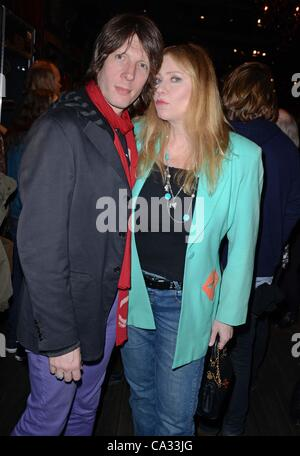 Jim Wallerstein, Bebe Buell in attendance for The G-Star ...