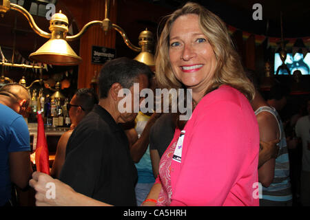 Hollywood, California, U.S. - I15512CHW .Raquel Castaneda Of Showtime's The Real L Word Hosts Afterparty For The - Stock Photo