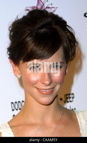 Oct 18, 2003; Beverly Hills, CA, USA; JENNIFER LOVE HEWITT attends the 6th Annual Benefit for the Lili Claire Foundation - Stock Photo