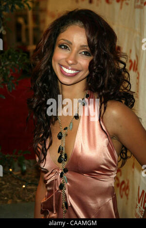 Oct 21, 2003; New York, NY, USA; Singer MYA @ arrivals for the 8th annual GQ 'Men of the Year' Awards presented - Stock Photo