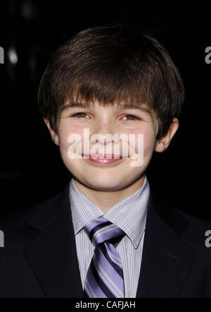 Oct. 18, 2007 - Hollywood, California, U.S. - Sean Curley during the premiere of the new movie from Focus Features - Stock Photo