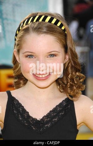 Oct. 28, 2007 - Hollywood, California, U.S. - BEE MOVIE - PREMIERE IN HOLLYWOOD, CALIFORNIA 10-28-2007.  -   K55350MGE.SAMMI - Stock Photo