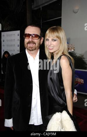 Oct. 2, 2007 - Hollywood, California, U.S. - LOS ANGELES, CA OCTOBER 01, 2007 (SSI) - -.Recording artist Dave Stewart - Stock Photo