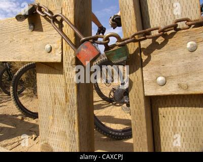 Mar 23, 2008 - Laguna Beach, California, USA - Mountain biking includes: cross country cycling, downhill riding, - Stock Photo