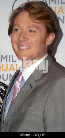 May 08, 2012  New York New York USA CLAY AIKEN at the Family Equality Gala at Chelsea Piers  New York City.  ( Credit - Stock Photo