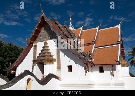 Murals. Wat Phumin. Nan. Thailand Stock Photo, Royalty Free Image: 41323761 -...