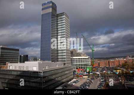 The cis co operative insurance building manchester stock for Building under construction insurance