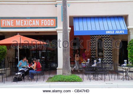Mexican Food Boca Park