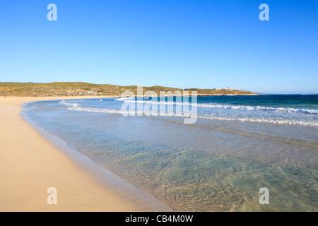 Prevelly Beach in Margaret River, Western Australia - Stock Photo