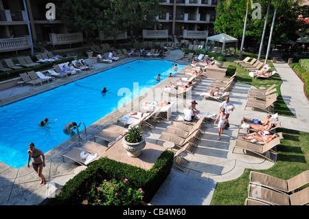 The Langham Hotel Stock Photo Royalty Free Image 25457932 Alamy