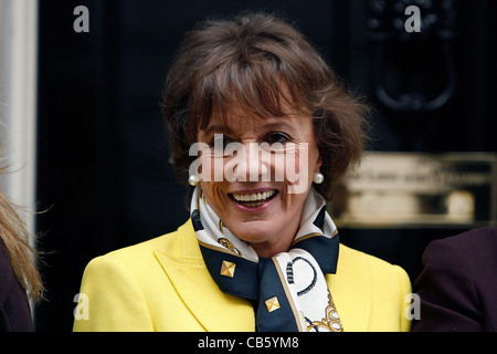 Broadcaster Esther Rantzen - Stock Photo