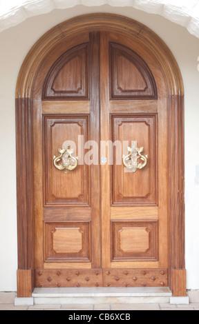 Traditional Maltese Brass Door Knockers For Sale Mdina