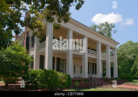 Alabama Antebellum Mansion Stock Photo Royalty Free Image 20841725 Alamy