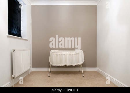 Empty Nursery - Stock Photo