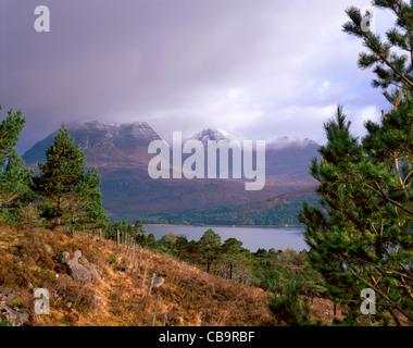 Ben Alligin Scotland - Stock Photo