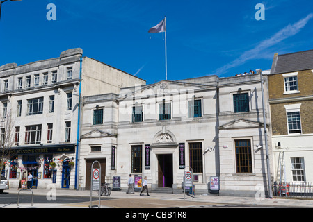 High Street, Southampton, Hampshire, England, UK - Stock Photo