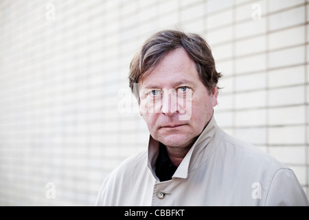 Zdenek Lukes, Czech architect, vocational publicist, university pedagogue. (CTK Photo/Martin Sterba, Josef Horazny) - Stock Photo