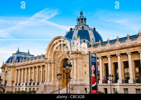 Le Petit Palais Paris France - Stock Photo