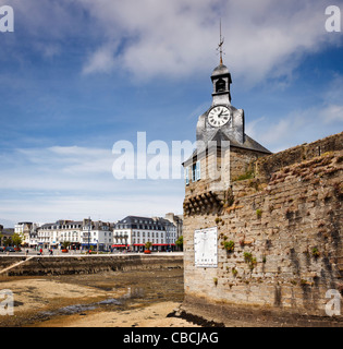 Concarneau, Brittany, France - Stock Photo