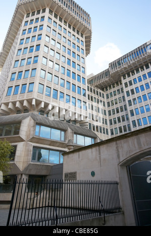 the ministry of justice building London England Uk United Kingdom - Stock Photo