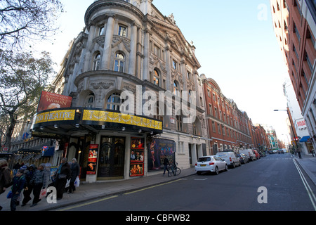 the aldwych theatre theatreland west end london england uk united kingdom - Stock Photo