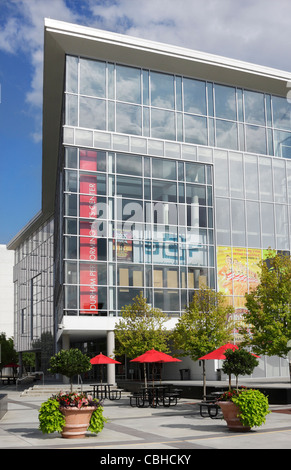 Durham Performing Arts Center, Durham, North Carolina, USA - Stock Photo