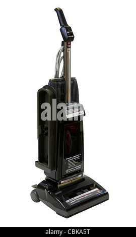Vintage Hoover Antique Vacuum Cleaner Against White