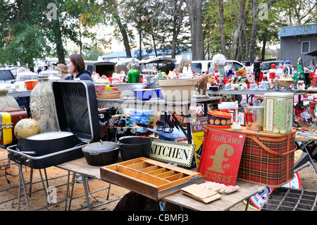 first monday flea market canton texas usa stock photo 41633886 alamy. Black Bedroom Furniture Sets. Home Design Ideas