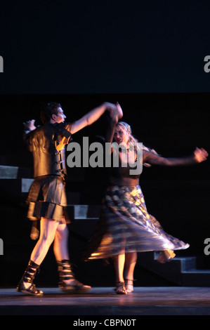 SALOME, SALOME - lyrical drama in 1 act - Music by Richard STRAUSS -from the Oscar WILDE novel - Musical direction - Stock Photo