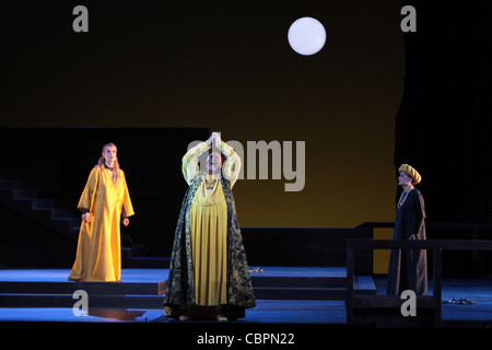 SALOME, SALOME - lyrical drama in 1 act- Music by Richard STRAUSS -from the Oscar WILDE novel- Musical direction - Stock Photo