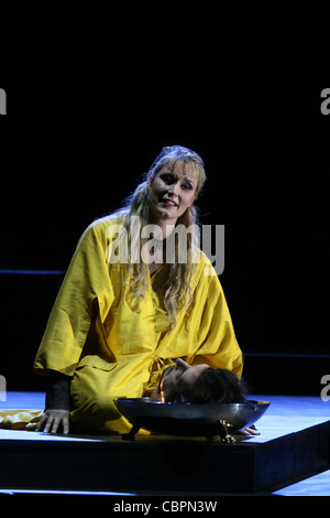 SALOME, SALOME - Lyrical drama in 1 act - Music by Richard STRAUSS - from the Oscar WILDE novel - Musical direction - Stock Photo