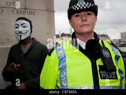 Strikers protest against government  pension reforms in Britain's first mass strike in 30 years. London,  UK. 30th - Stock Photo