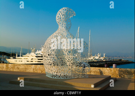 Antibes, Alpes-Maritimes, Provence, France - Stock Photo