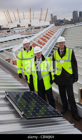 Boris Johnson With Siemens Executives At The Quot Crystal Quot A