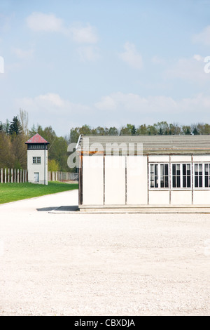dachau concentration camp in world war ii American soldiers executed dozens of german guards at the dachau wwii concentration camp after screaming: 'let's get those nazi dogs' the us troops opened fire on 50 members of the ss and the.