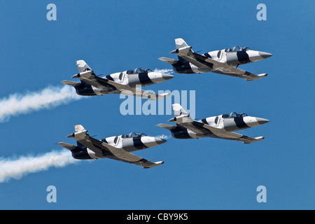 Aero L39 Albatross - Stock Photo