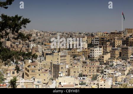 City of Amman, Jordan - Stock Photo