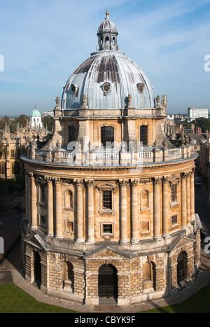 Radcliffe Camera, Oxford, UK - Stock Photo