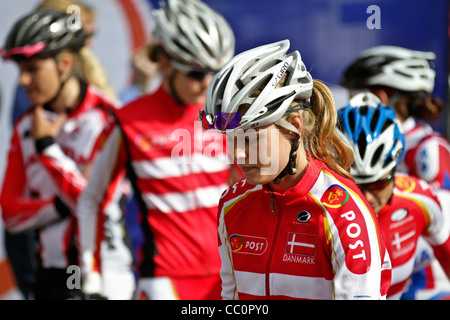 Before the race elite Women Cycling Road-races in the 2011 ...