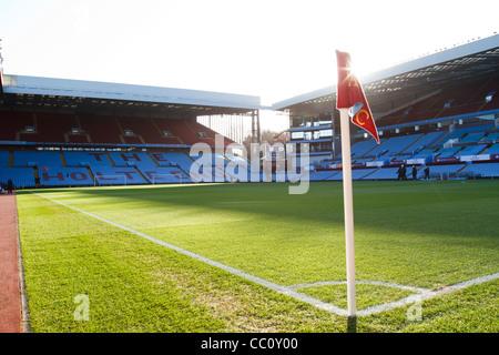 Aston Villa football club stadium villa park an association football stadium in the district of Witton, Birmingham, - Stock Photo