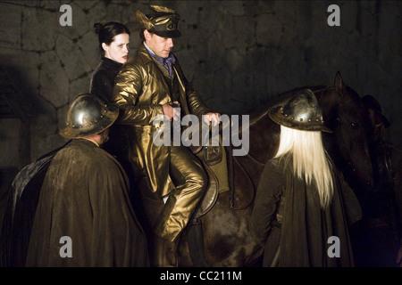 CLAIRE FOY & RICHARD COYLE GOING POSTAL (2010) - Stock Photo