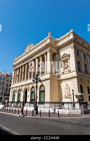 The palais de la bourse houses the chambre de commerce et for Chambre de commerce italienne marseille