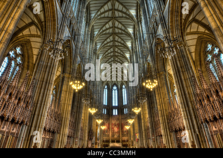 Lancing College Chapel, Brighton, Hove, West Sussex, England, UK, Europe - Stock Photo