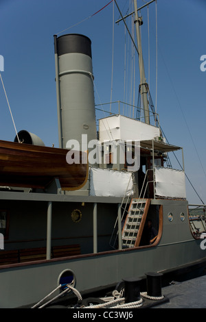 Fort Cimenlik at the Naval Museum in Canakkale Stock Photo ...