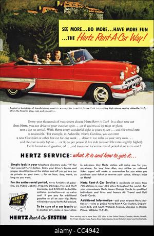 Hertz Rent A Car Ltd