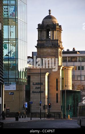 Laing Art Gallery, New Bridge Street, Newcastle upon Tyne, Tyne and Wear, England, United Kingdom - Stock Photo