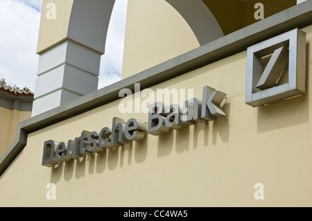 Deutsche Bank Sign German Banks Stock Photo 22601706 Alamy