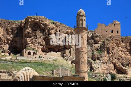 Turkey, Mardin, Ulu Mosque, - Stock Photo